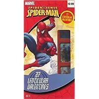 Spider Sense Spider Man 27 Lenticular Valentines