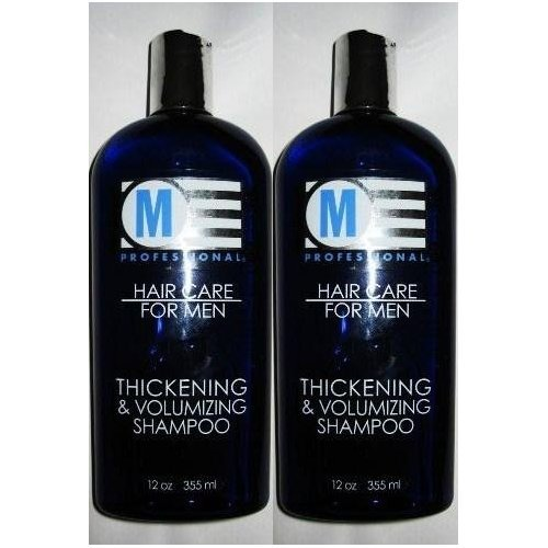 Salon Grafix M Professional Hair Care for Men Thickening & Volumizing Shampoo 12 Oz (4 Pack)