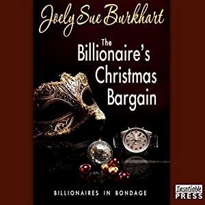 The Billionaire's Christmas Bargain Audiobook