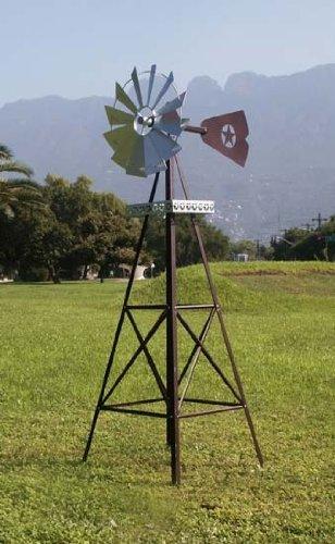 Rustic Garden Windmill
