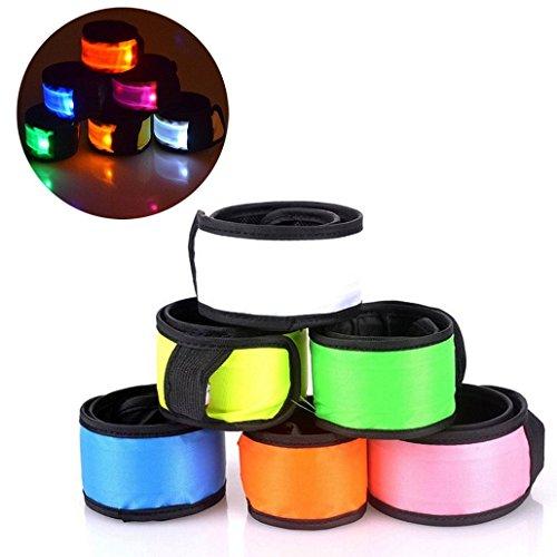 esonstyle-pack-of-6-led-light-up-snap-bracelet-slap-bracelets-night-safety-wrist-band-for-cycling-wa