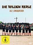 DVD & Blu-ray - Die wilden Kerle - Alle 5 Kinoabenteuer! [5 DVDs]
