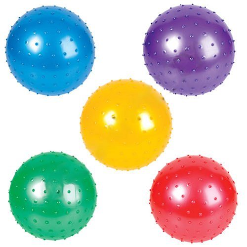 Review Knobby Balls - 5 Pack