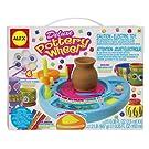 ALEX Toys Artist Studio Deluxe Shape N Spin Pottery Wheel