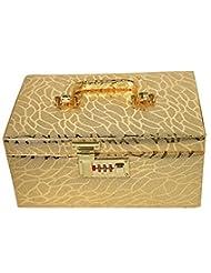 Golden Collections GC4344 Golden Wood, Rexene Jewellery Box