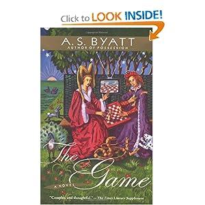 The Game: A Novel A. S. Byatt