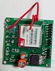 ELEMENTZ SIM900A UART TTL GSM MODEM MODULE with WIRE ANTENNA - CALL SMS GPRS facility - MIC29302 Low Dropout Voltage Regulator on board - MIC input, LINE input & SPEAKER output pins - TTL OUTPUT