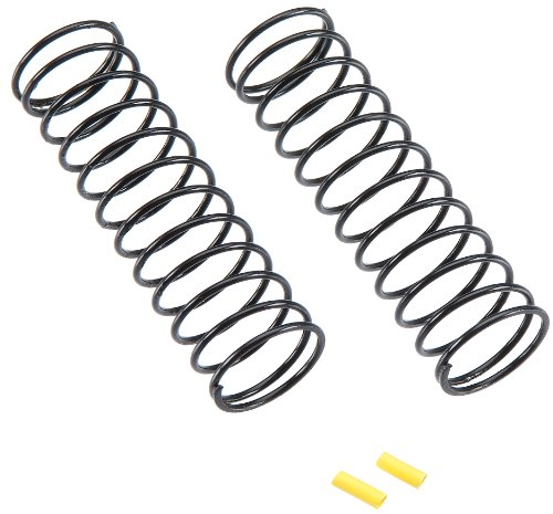 Team Associated 91340 12mm Rear Spring, Yellow, 2.40-Pound