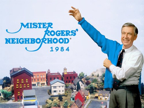 Mister Rogers' Neighborhood 1984