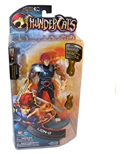 Thundercats Lionfigure on Collectables Thundercats 6 Inch Collector Action Figure Wave 1 Lion O