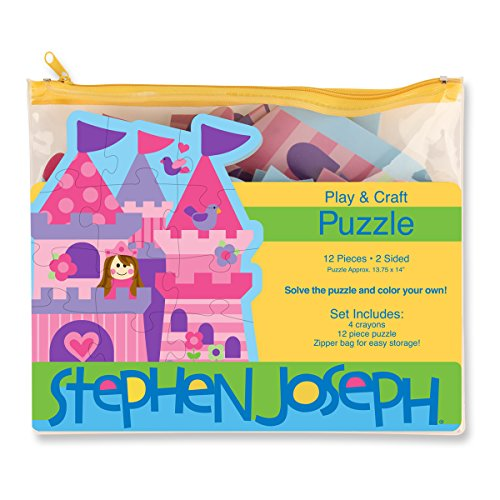 Stephen Joseph Play and Craft Puzzle-Castle