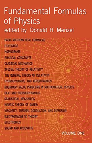 Fundamental Formulas Of Physics, Vol. 1 front-971519