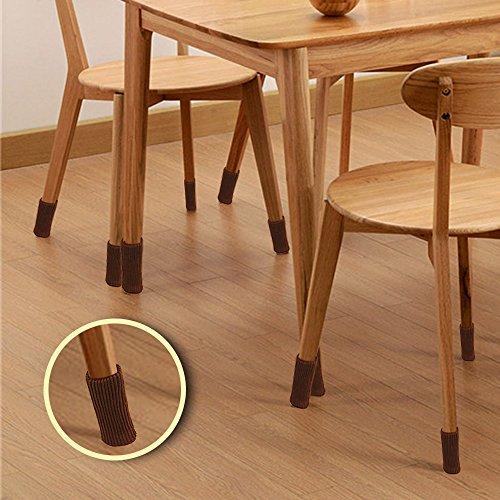 yutaoz furniture leg floor protectors table legs cover chair foot cover. Black Bedroom Furniture Sets. Home Design Ideas