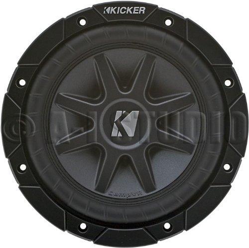 """Kicker 10 Cvr8 4-Ohm 8"""" Compvr Series Subwoofer"""