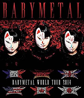 BABYMETAL BABYMETAL WORLD TOUR 2014
