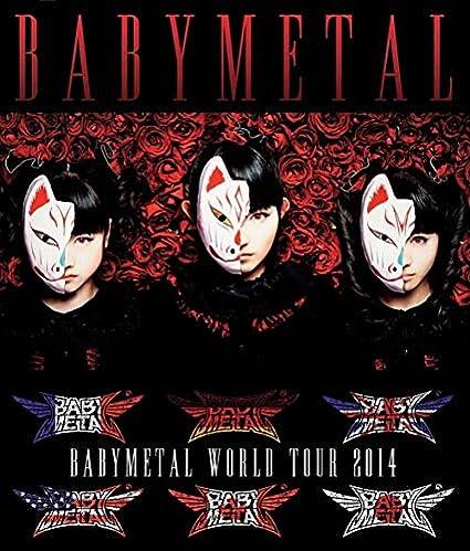 『BABYMETAL』メンバーの魅力と3人を支える神バンドについて