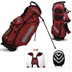 Brand New University of South Carolina Gamecocks Fairway Stand Bag by Things for You