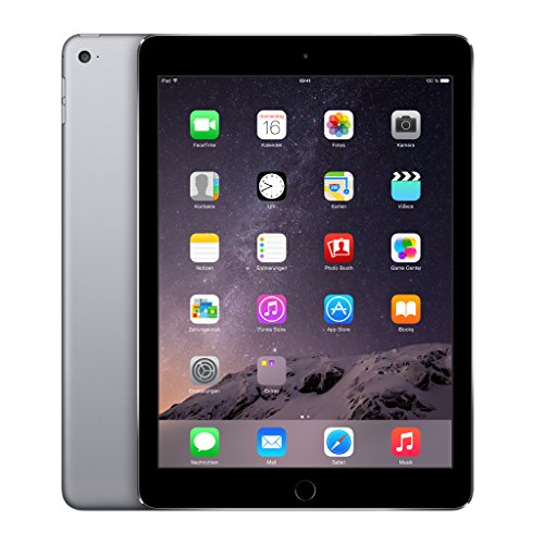 Apple iPad Air2 Tablet, 128GB, Wi-Fi SG, Nero