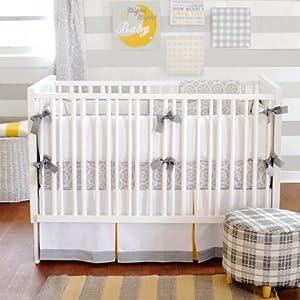 Amazon Scarborough Fair 3 Piece Crib Bedding Set Baby