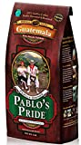 Pablos Pride Gourmet Coffee Genuine Guatemala Antigua Medium-dark Roast Whole Bean. 2 Lb Bag