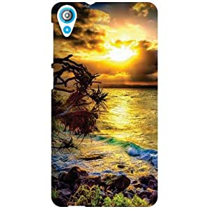 HTC Desire 820 Back Cover - Sunset Designer Cases