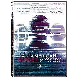 AN AMERICAN MURDER MYSTERY
