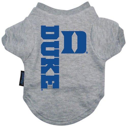 Ncaa Duke Blue Devils Pet T-Shirt, X-Large, Team Color front-734482