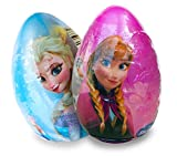 Galerie Disney Frozen Easter Eggs with Candy Stickers and Backpack Clip