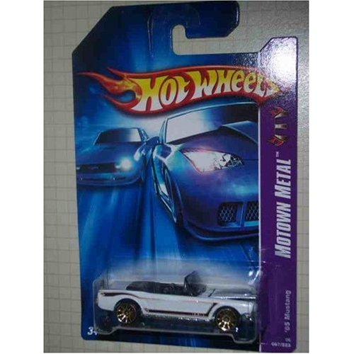 Hot Wheels 2006 : Motown Metal: '65 Mustang 1/64 Scale (02 of 05 - 087/223)