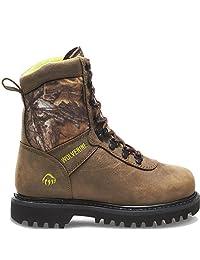 """Big Horn Plus Waterproof 8"""" Hunting Boot"""