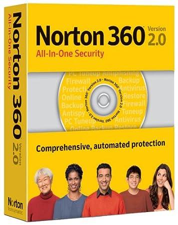 Norton 360 Version 2.0 [OLD VERSION]