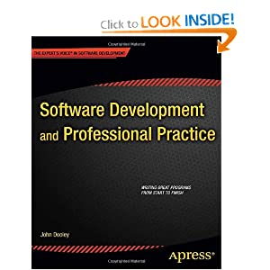 Software Development and Professional Practice John Dooley