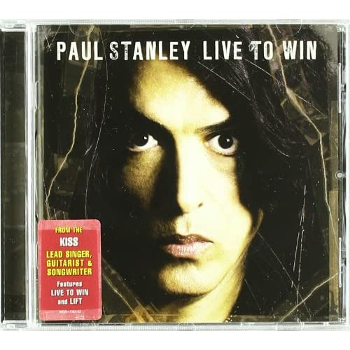 Live-To-Win-Paul-Stanley-Audio-CD