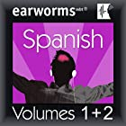 Rapid Spanish: Volumes 1 & 2 Hörbuch von Earworms Learning Gesprochen von: Marlon Lodge