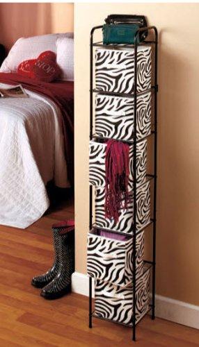 Zebra Print Accessories For Bedroom front-226105