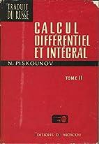 Calcul différentiel et…