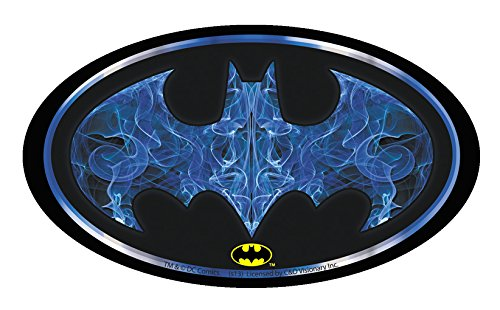 Licenses Products DC Comics Batman Trippy Logo Sticker