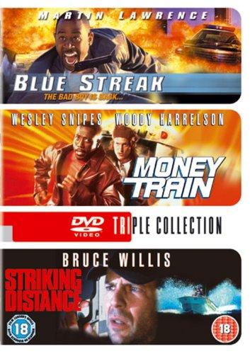 Blue Streak/Money Train/Striking Distance [Import anglais]