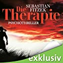 Die Therapie Audiobook by Sebastian Fitzek Narrated by Simon Jäger