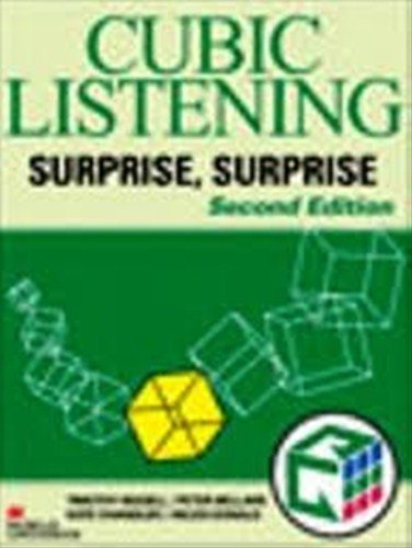 Cubic Listening: Surprise, Surprise Student Book (listening caskets for ten minutes series)