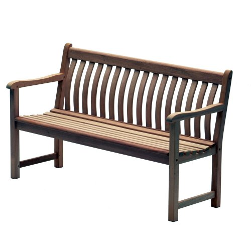 WhiteStores - Mahogany Broadfield Bench 5ft