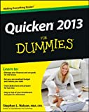img - for Quicken 2013 For Dummies book / textbook / text book
