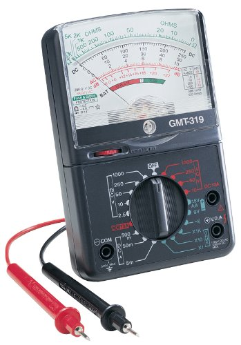 Gardner Bender GMT-319 19 Range Multimeter Tester