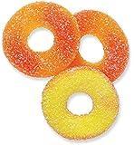 Trolli Gummy Bulk Gummy Peachie O's, 5 Pound