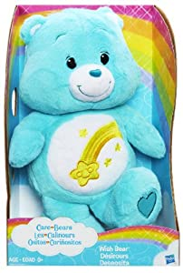 Care Bears Wish Bear 12 Inch Plush by Hasbro