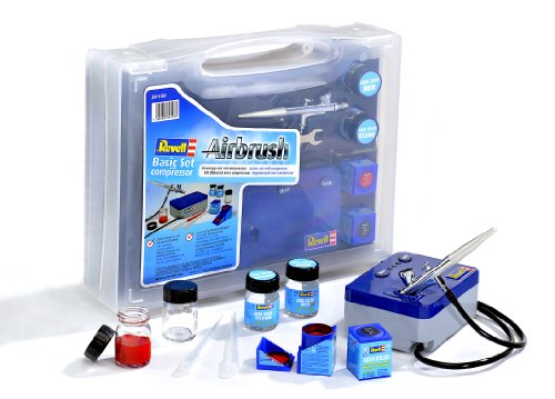 39199 - Revell Airbrush - Basic Set mit Kompressor