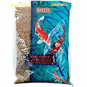 Kaytee Koi's Choice Premium Fish Food, 10-Pound Bag