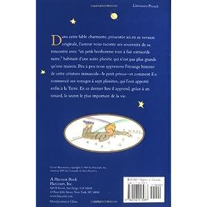Le Petit Prince (French L Livre en Ligne - Telecharger Ebook