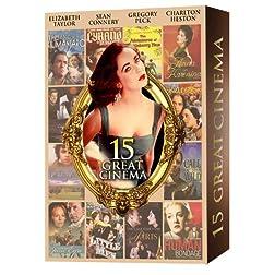 15 Great CInema Movies (Gift Box)