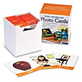 Learning Resources Basic Vocabulary Photo Card Set